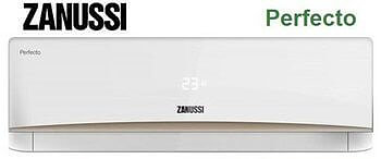 Кондиционер Zanussi Perfecto DC Invertor в красноярске по лучшей цене в дисконт-климат