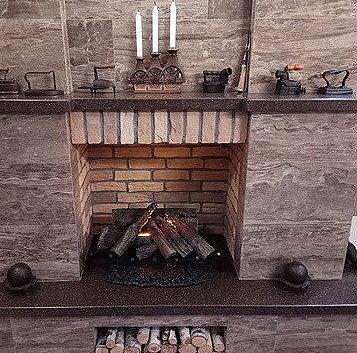 электрокамин купить в красноярске с эффектом дровяных каминов